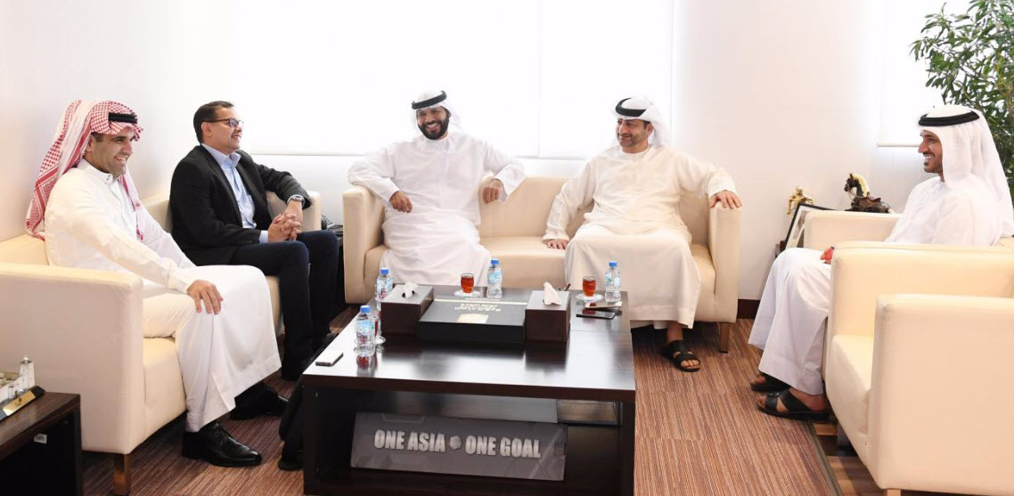 ترحيب إماراتي بافتتاح المكتب الإقليمي لمشروع الفيفا في دبي
