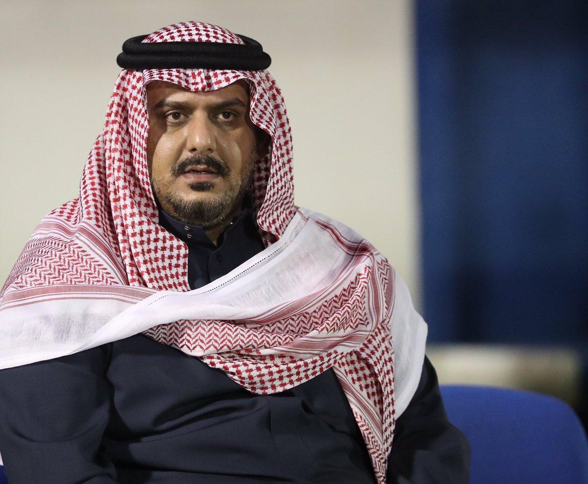 رئيس الهلال السعودي يحذر لاعبيه من الاحتفال المبكر