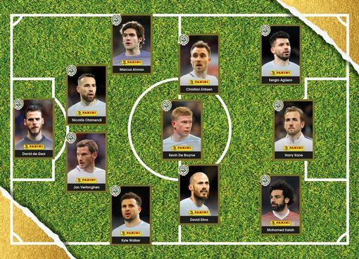 إنجلترا PFA-Team-of-the-year