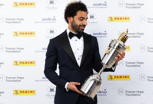 محمد صلاح أفضل لاعب في الدوري الإنجليزي 25