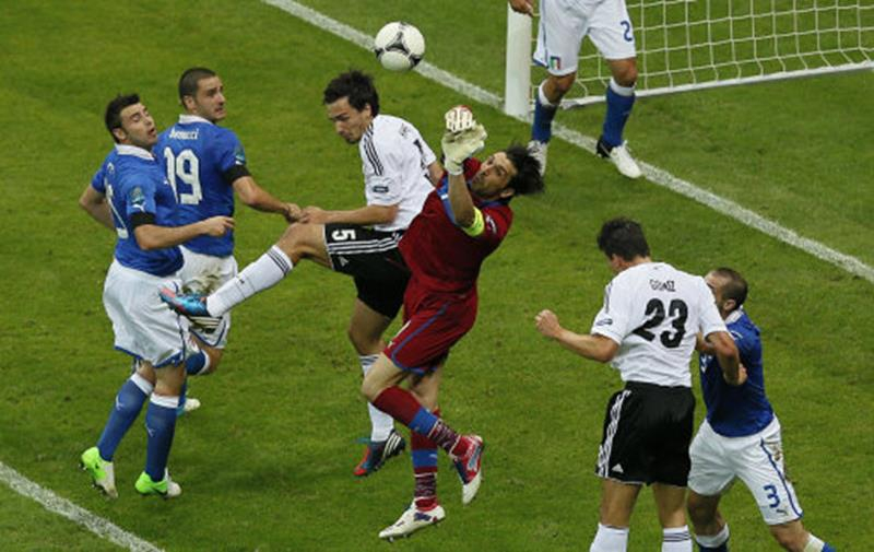 ألمانيا وإيطاليا مواجهة خارج الحسابات