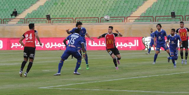 بطولة مصر : الاهلي يسقط في فخ التعادل امام طلائع الجيش