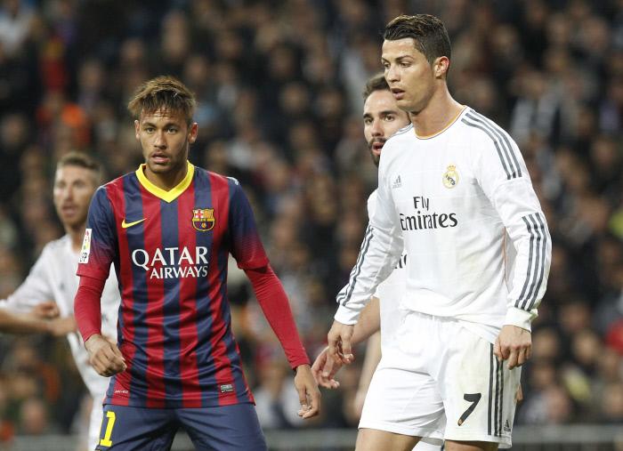 تقارير صحفية توكد ان ريال مدريد قرر استقدام نيمار بعد بيع رونالدو