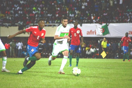 الجزائري (الاهداف+الملخص+المباراة) المنتخب الجزائري يفرط