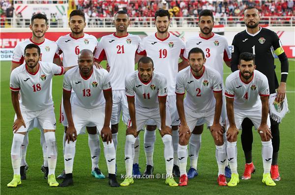 منتخب: الأردن
