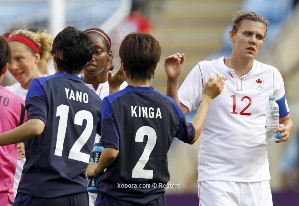 مسابقة: نهائيات كرة القدم بأولمبياد لندن - سيدات