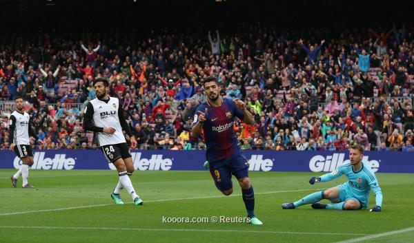 الأوروبية (أهداف+ملخص+المباراة برشلونة يغسل أحزانه