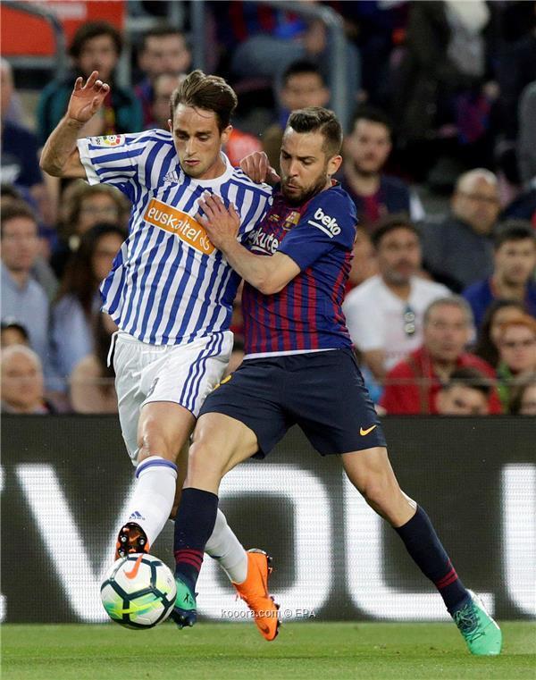المداورة حاضرة في تشكيلة برشلونة أمام ريال سوسيداد ?i=albums%2fmatches%2f1014651%2f2018-05-20-06753169_epa