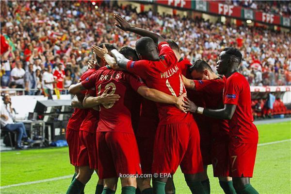 البرتغال (أهداف+ملخص المباراة) البرتغال تُسقط