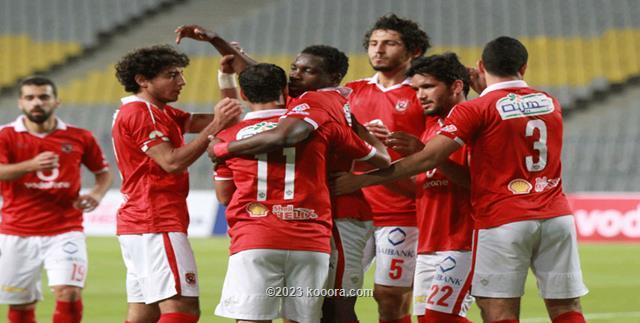 الأهلي يضرب الاتحاد في عقر داره ويتصدر الدوري المصري