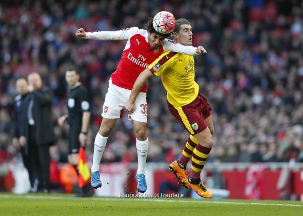 كأس الاتحاد الانجليزي : ارسنال الي دور ال16  في مباراة شهدت اول مشاركة ل
