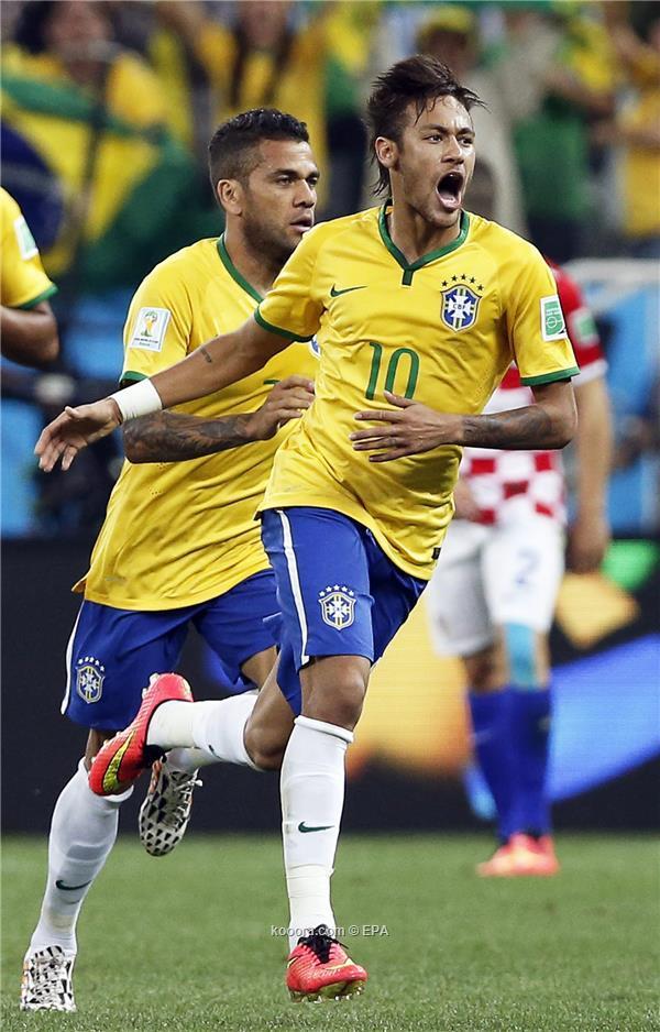 البرازيل 3 vs كرواتيا 1 : نيمار يشعل المونديال مبكرا بانطلاقة قوية للبرازيل أمام كرواتيا ?i=albums%2fmatches%2f956307%2f2014-06-12-04252395_epa