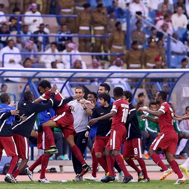 قطر تحرز لقب خليجي 22 على حساب السعودية