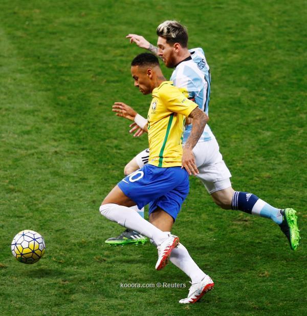 كلاسيكو الأرجنتين والبرازيل.. وتلاعب ومياه