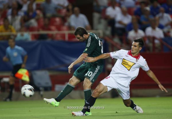أشبيلية يكتب الهزيمة الثانية لريال مدريد في ليلة أندلسية ساخنة