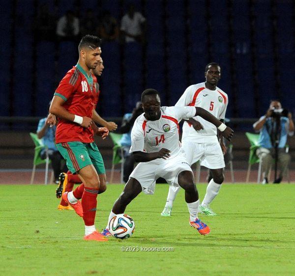 منتخب المغرب يسحق كينيا بثلاثية نظيفة ودياً