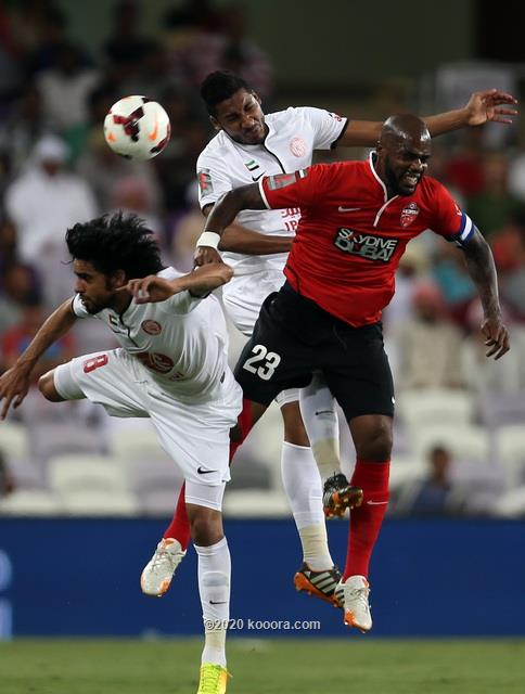 ويحصد الخليج العربي الإماراتي
