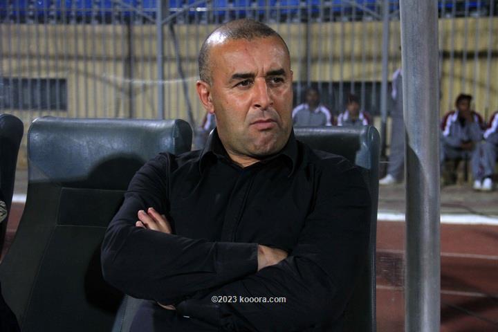 شيخه مدرب الجديدي المغربي: الأهلي بالخبرة..وفرصنا قائمة لبلوغ المجموعات بالكونفدرالية