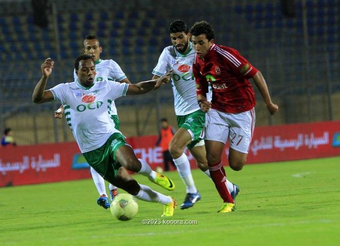 الأهلي المصري المجموعات بالكونفدرالية حساب الدفاع المغربي