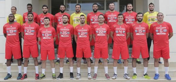 مباراة تونس بث مباشر كاس العالم لكرة اليد