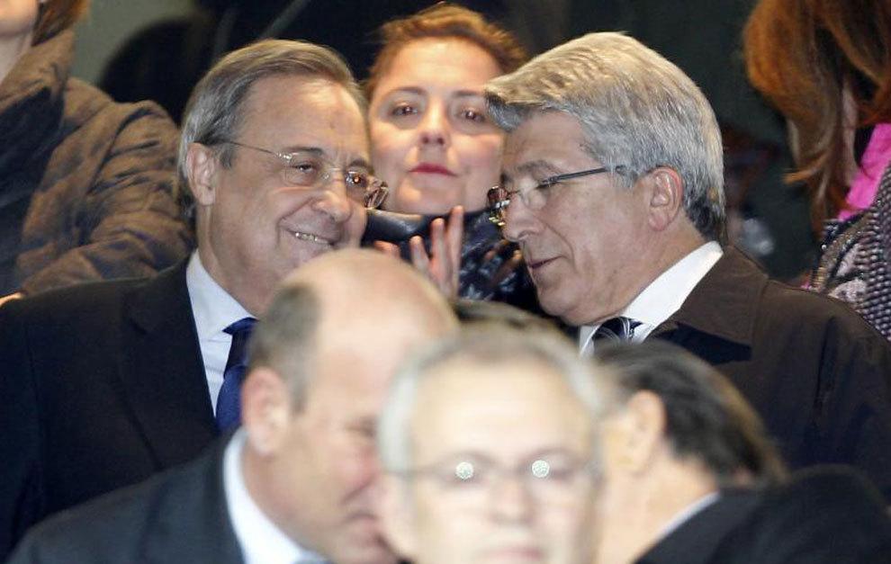 الفيفا يرفع العقوبة المفروضة على ريال مدريد وأتلتيكو