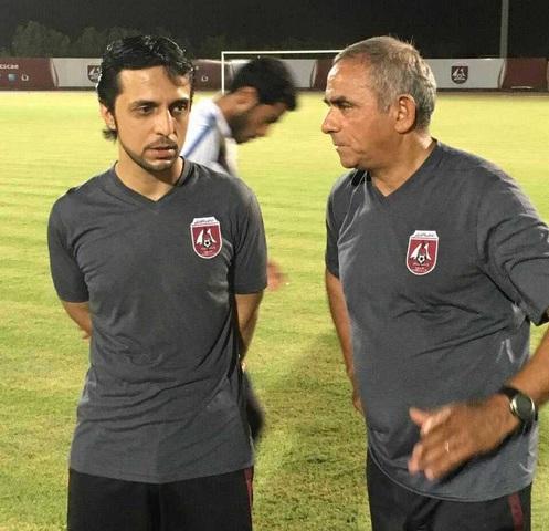 مدرب الحمرية الإماراتي: صفوفنا اكتملت بالتعاقد مع المحترفين