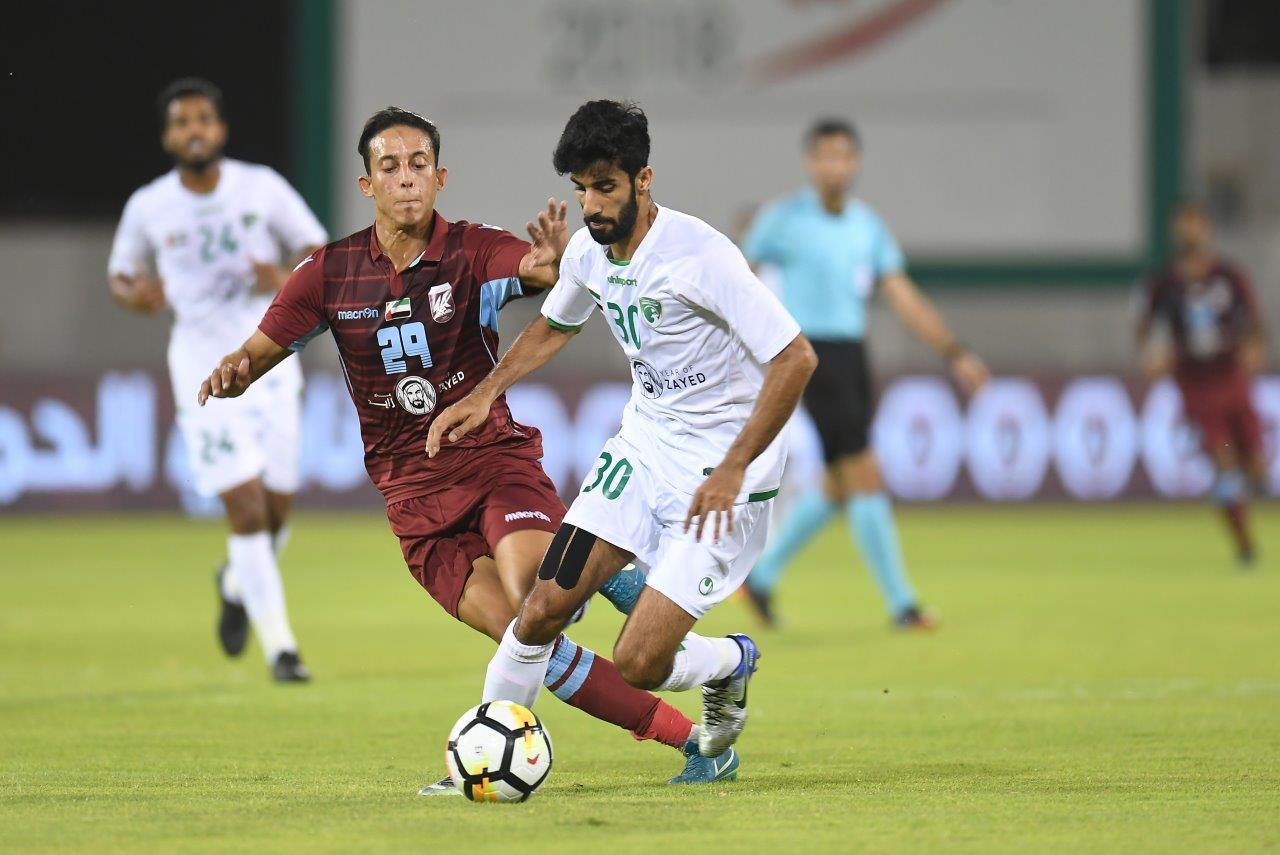ترقب لحسم الصعود والهبوط في الدوري الإماراتي