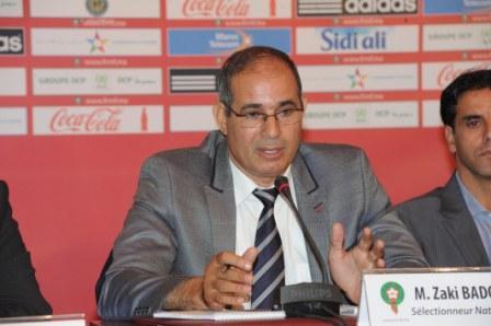 مدرب المغرب: أملك رؤية بنسبة للمنتخب.
