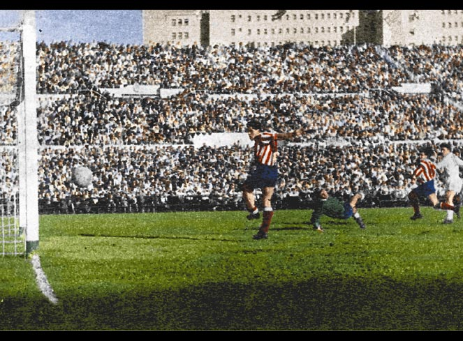 مباريات تُنسى ديربي مدريد.
