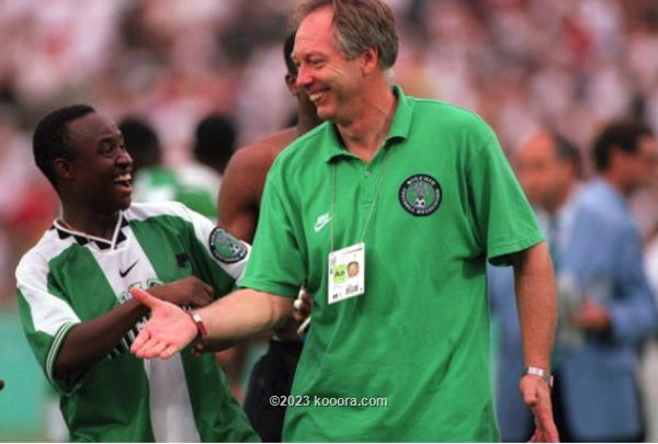 d1c574655f42b بونفرير يهاجم مدرب نيجيريا بسبب أوبي ميكيل