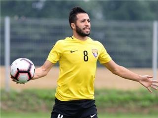 اللاعب عبد الرحمن مزيان