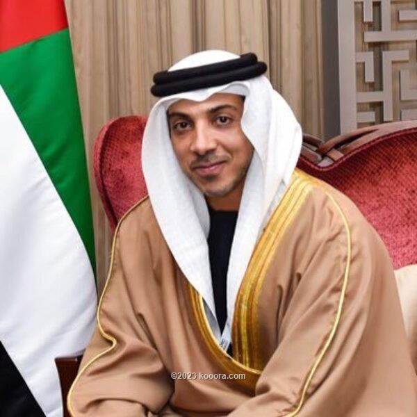 الشيخ منصور زايد يفاجئ جماهير