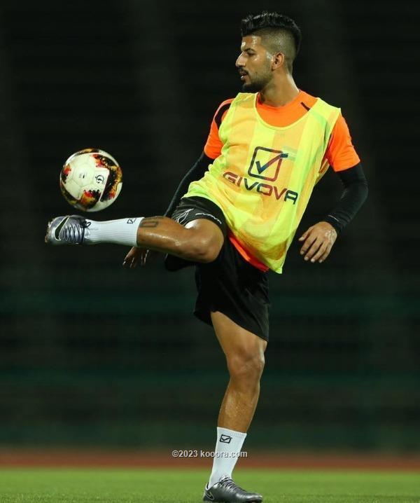 غزارة الأهداف تشغل لاعبي العراق