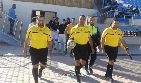 الأهلي بنغازي يرفض طاقم تحكيم مباراته أمام الاتحاد ?i=corr%2f24%2fkoo_24727
