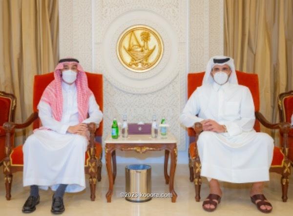 وزير الرياضة السعودي يصل الدوحة لحضور نهائي مونديال الأندية ?i=corr%2f257%2fkoo_257658