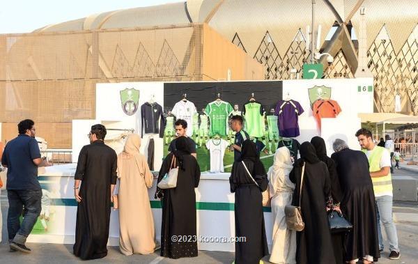 بالصور.. الفيفا يحتفل بانتصار المرأة السعودية