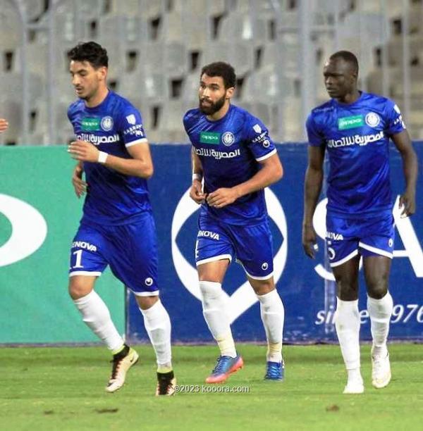 4 أجانب في تشكيل كووورة لجولة الدوري المصري