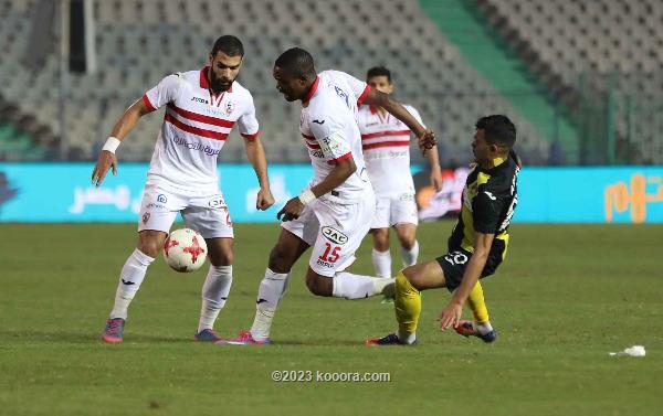 رمضان وعبدالعزيز الأفضل في جولة الدوري المصري