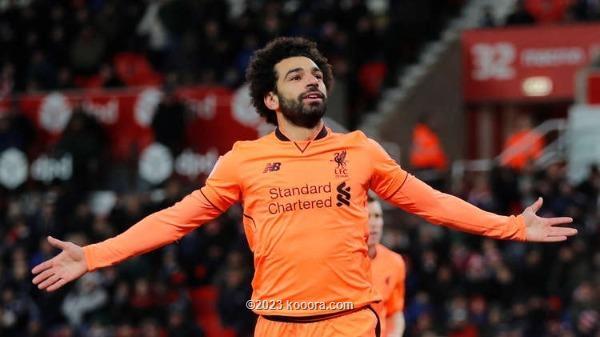 عبد الفتاح: صلاح قدوة للاعبي الدوري المصري