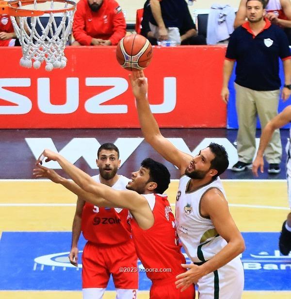 الأرثوذكسي الدين للأهلي دوري السلة