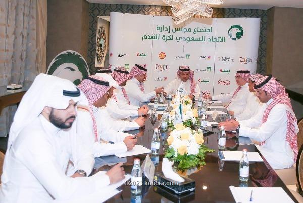 الاتحاد السعودي يقيل البرقان.. ويكشف الاتحاد السعودي يقيل البرقان.. ويكشف