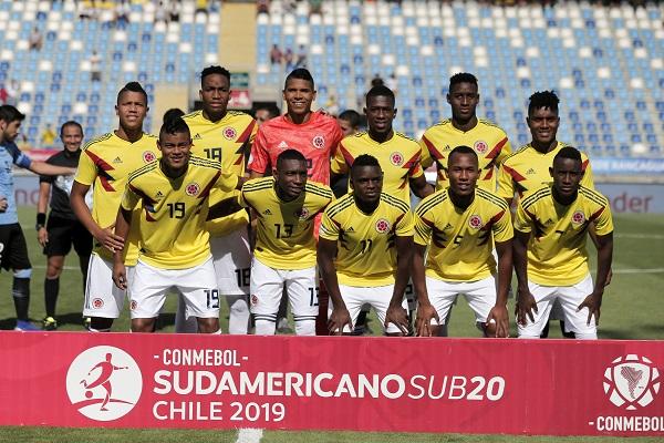 كولومبيا تبلغ نهائي مونديال الشباب