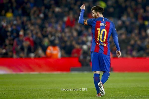 لاعب برشلونة: مستقبلي مع النادي غير مرتبط بميسي