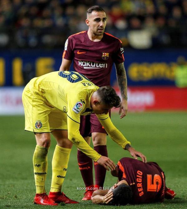 برشلونة يعود لطريق الانتصارات ويُغرق غواصات فياريال  ?i=efe%2f20171210%2f20171210-636485417367566131w_efe