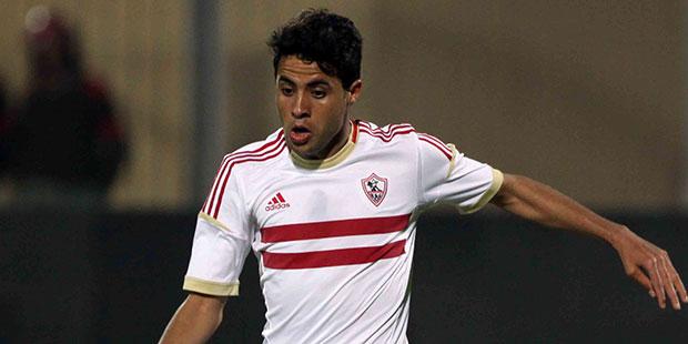 نتيجة بحث الصور عن محمد إبراهيم لاعب الزمالك