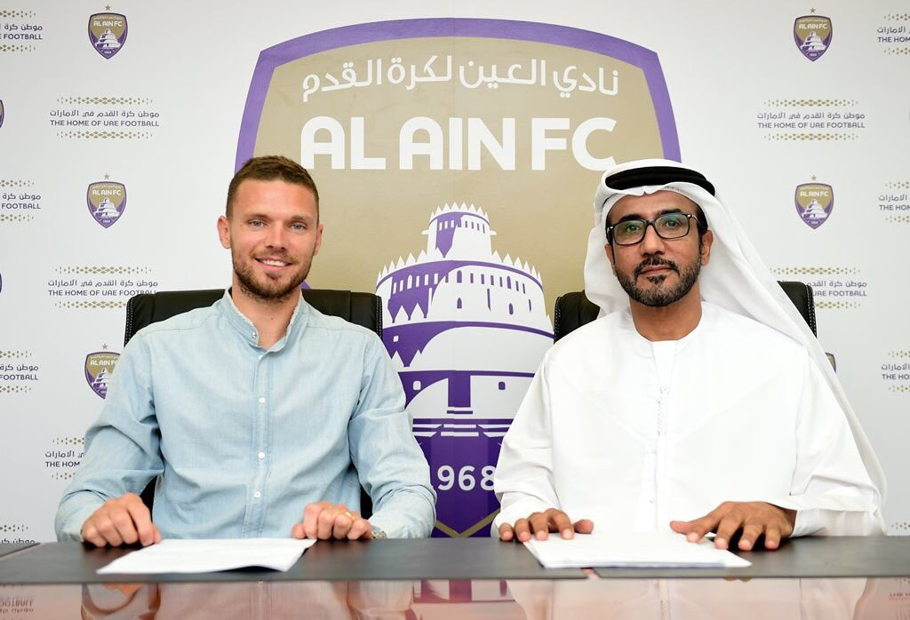 Image result for بيرغ لاعب الهلال   2019