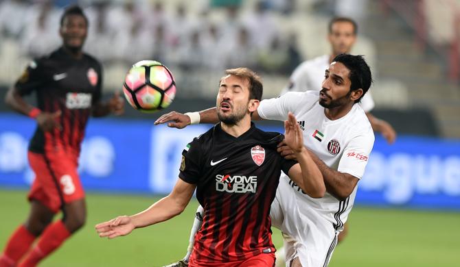 الجولة السابعة تشعل صراع القمة والقاع في الدوري الإماراتي