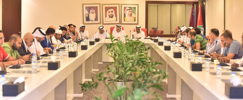 اتحاد الكرة الإماراتي يشرح آلية تسجيل ومشاركة اللاعبين