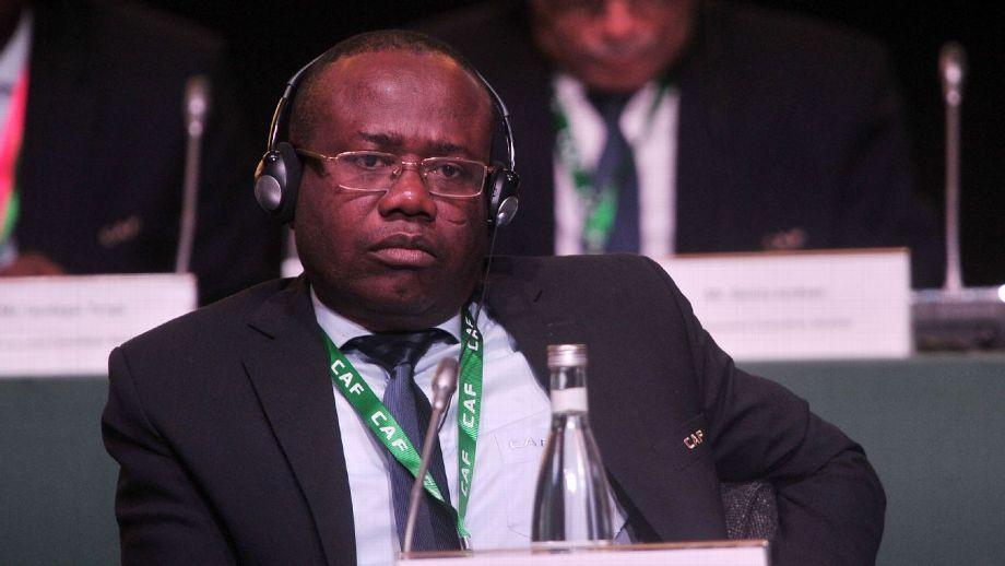 الفيفا يوقف رئيس الاتحاد الغاني
