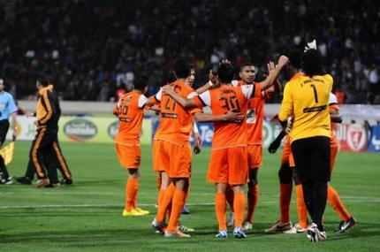بركان يستعيد نغمة الفوز الدوري المغربي